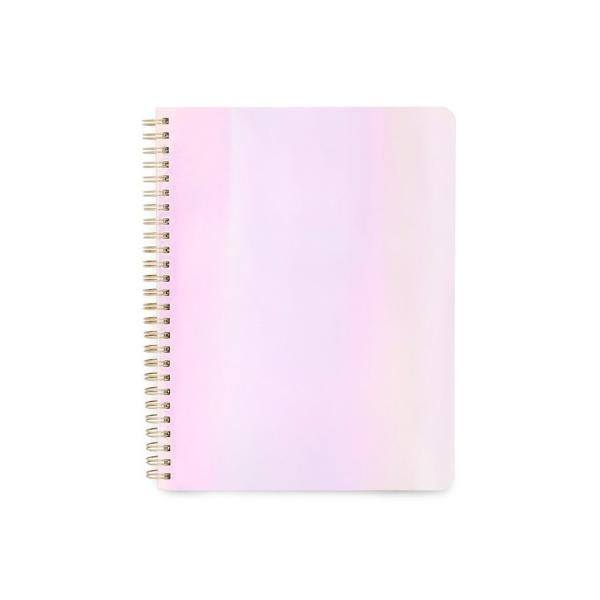 Pearlescent - Mini Notebook
