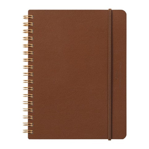Grain Brown Notebook