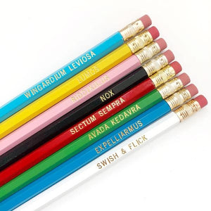 Curses and Charms Pencil Set