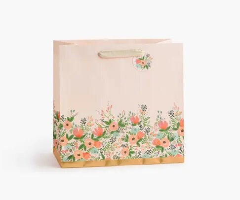 Large Wildflower Gift Bag