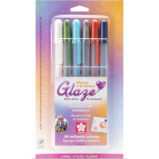 Gelly Roll Glaze 6 Pack