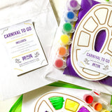 Carnival-To-Go Painting Kits