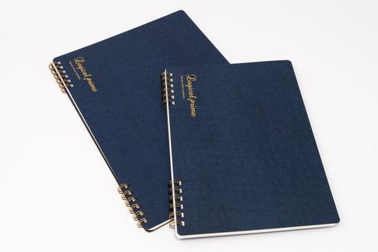 Navy Logical Prime B Notebook