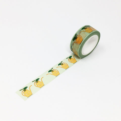 Vintage Watering Can Washi Tape