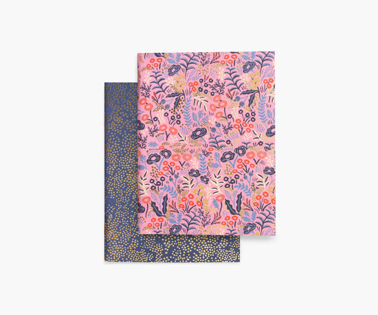 Tapestry Set of 2 Pocket Notebooks