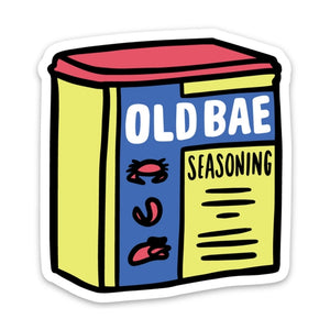 Old Bae Sticker