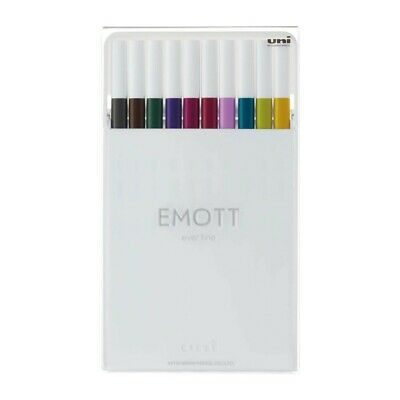 EMOTT Fineliner 10 Pack - No. 3