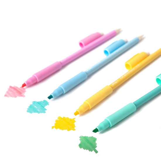 The Annotator Pencil Highlighter Pastel Blue