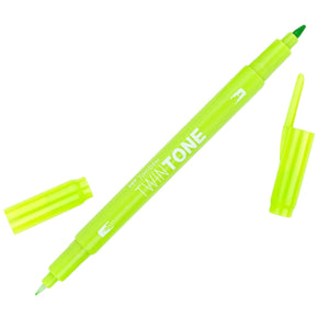 Tombow Lime Green TwinTone Marker