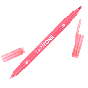 Tombow Cherry Pink TwinTone Marker