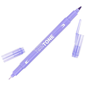 Tombow Pale Purple TwinTone Marker