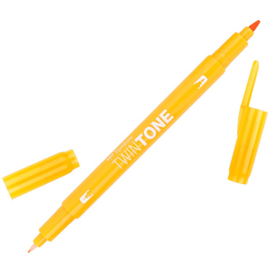 Tombow Chrome Yellow TwinTone Marker