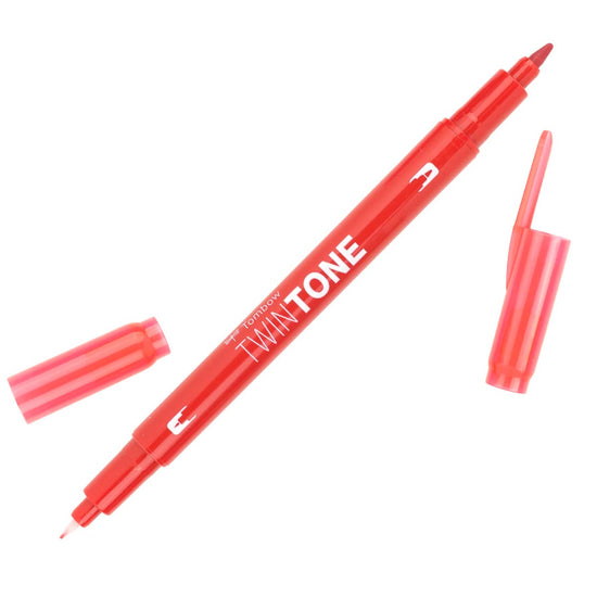 Tombow Red TwinTone Marker