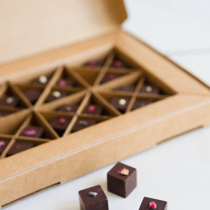 Chocolate Truffles - Box of 8