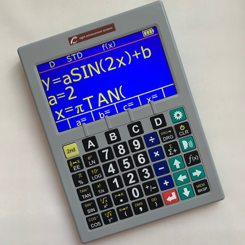 SciPlus-3300<br/>Scientific Calculator with Speech