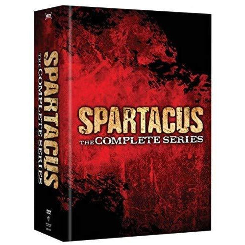 Spartacus: The Complete Series [DVD]