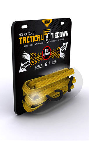 6' Tiedown (two-pack)