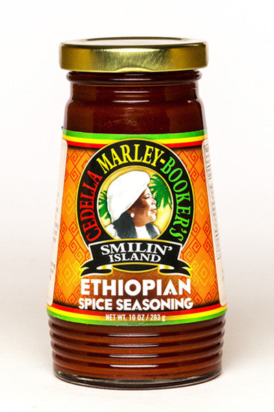 Ethiopian Spice Seasoning by Smilin Island Foods
