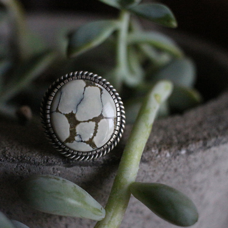 Ivory Creek Ring/Pendant