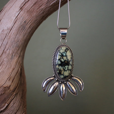 New Lander Monstera Pendant