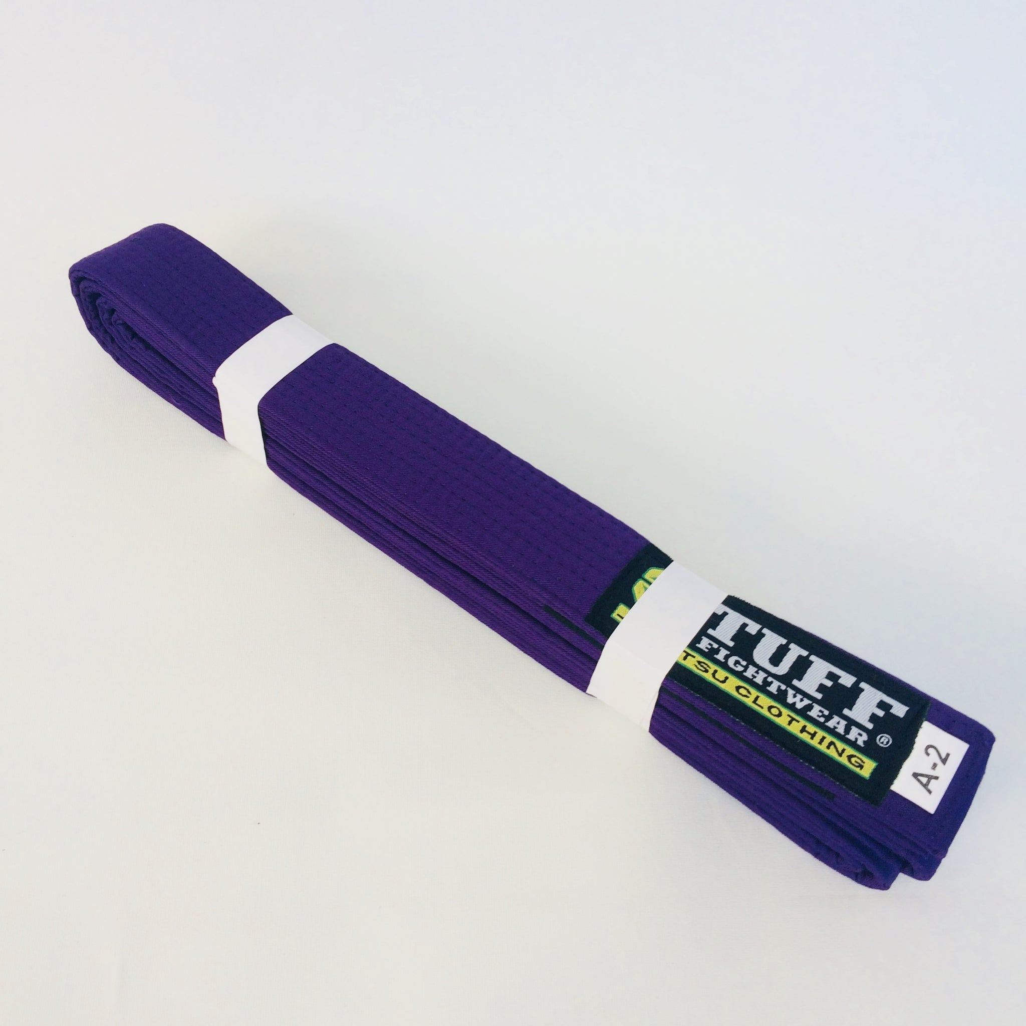 Bulk Adult BJJ Belts - PURPLE x 10