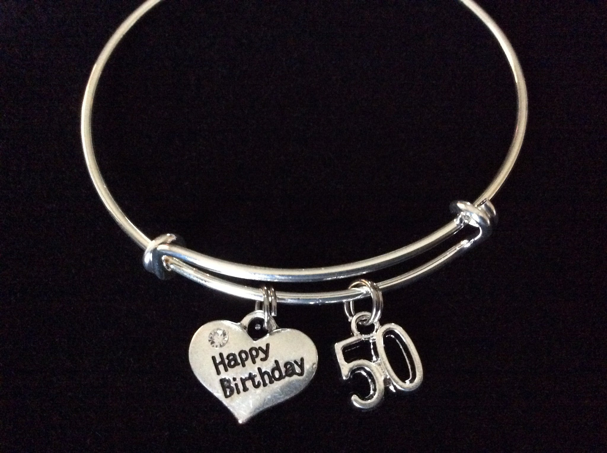 products ribbon bracelet awareness expandable charm adjustable img gift silver cancer bangles brain gray bangle meaningful