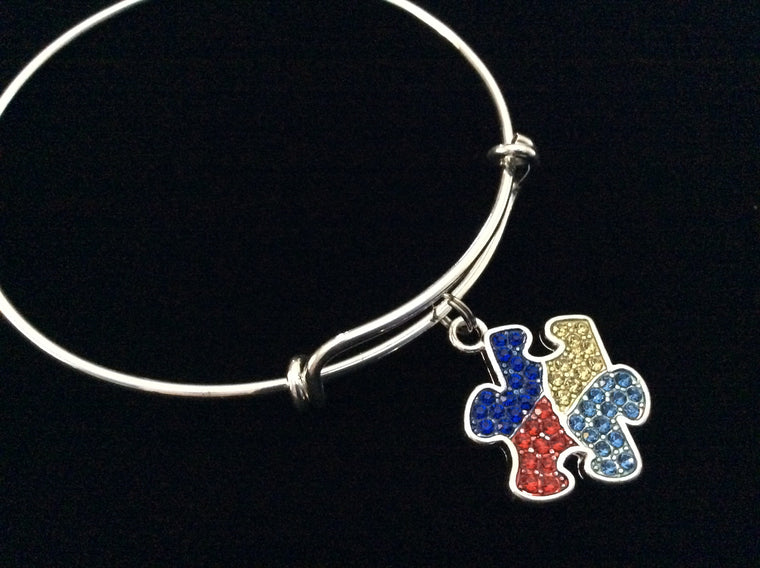 support autism blog personalized awareness bracelet debossed wristbands autistic to bracelets silicone