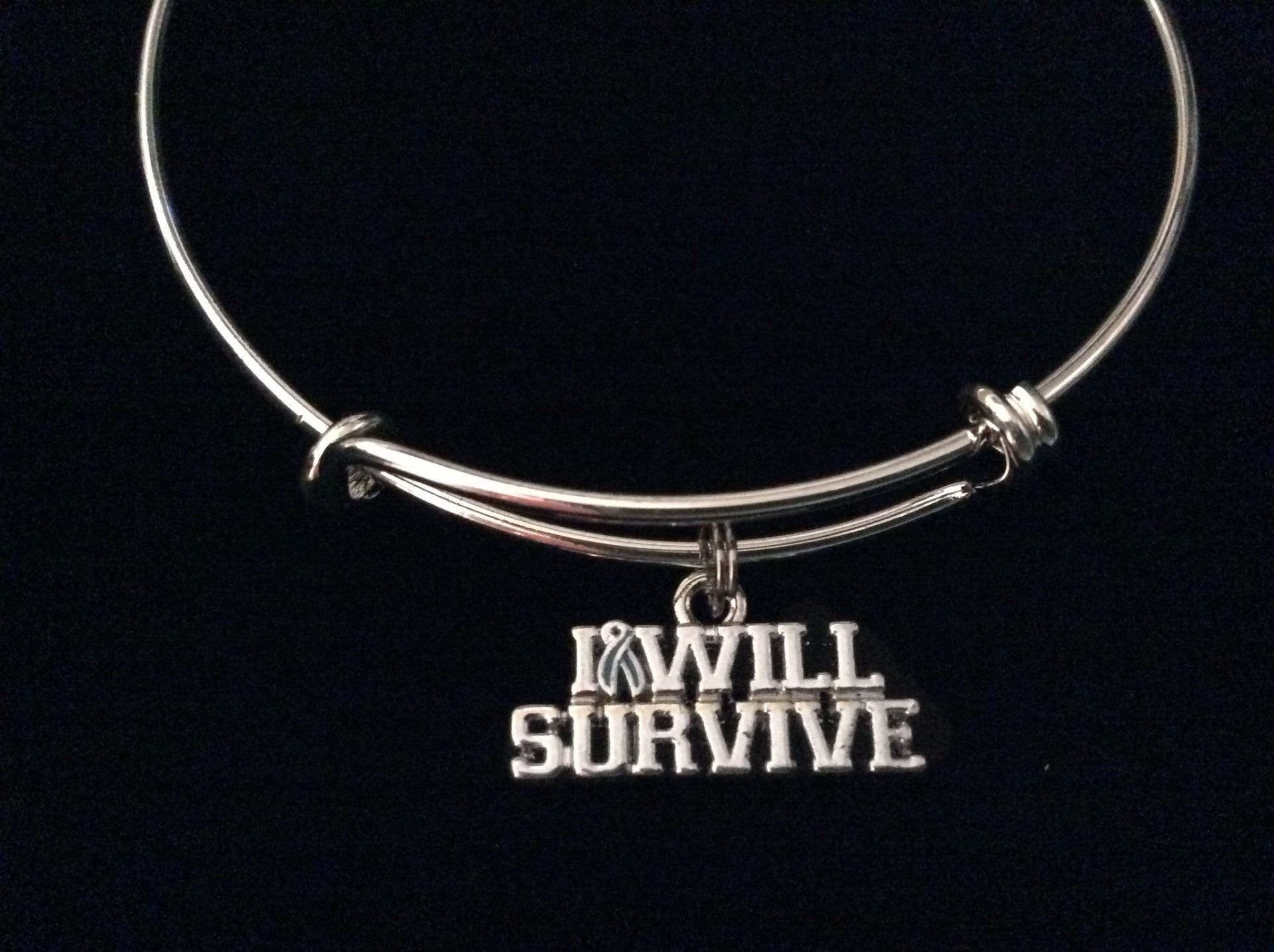 fullxfull listing bracelet with zoom european colon cancer awareness charm silver il lung