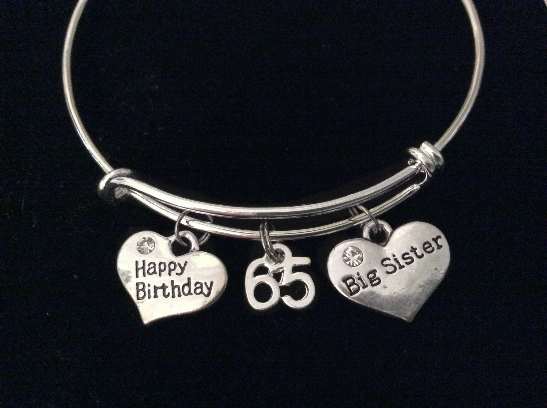adjustable charm elegant daughter size bangle bracelet kids goddaughter upon silver bangles available request god