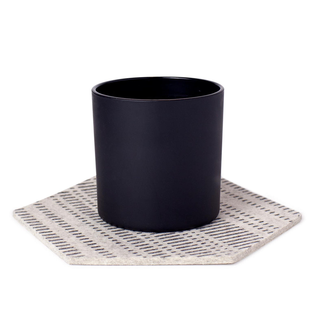 Codex Trivet Set-Lt. Heather/Black - Duotone
