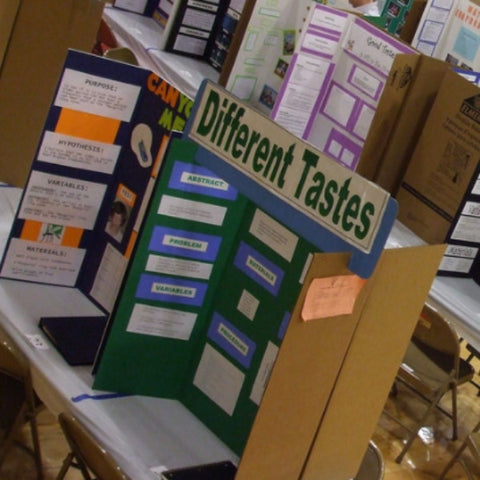 Science Fair Project Day at Mary Kahrs Warnell Forest Education Center, Tuesday April 25, 2017 at 1PM