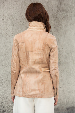 Camila - Patina Leather