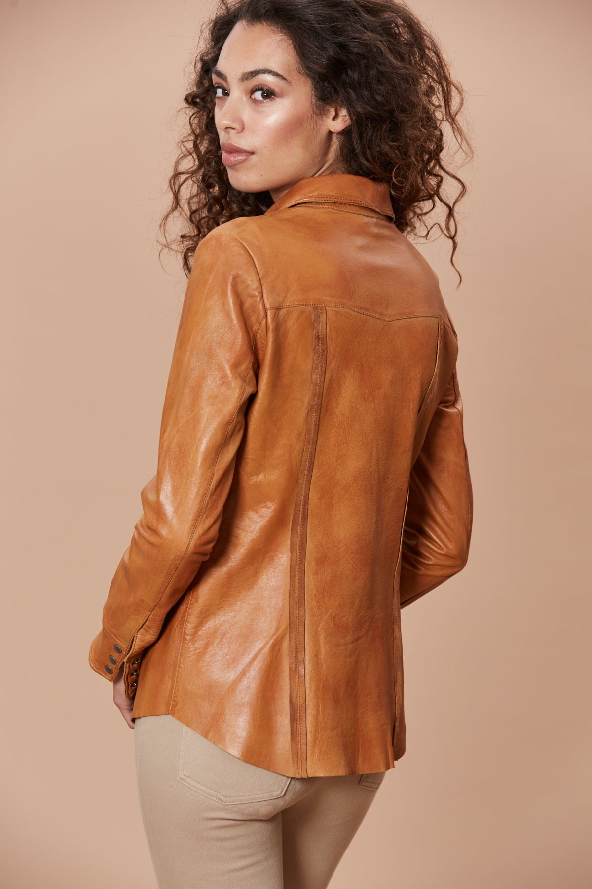 Robin Vintage Leather