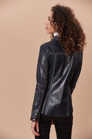 Jolene - Vintage Leather