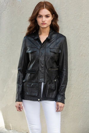 Camila - Burnished Leather