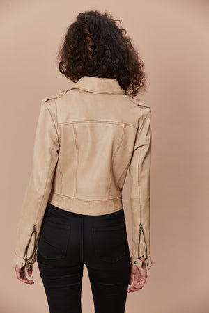 Josey - Vintage Leather