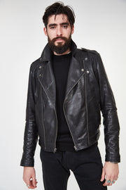 Presley Moto Leather