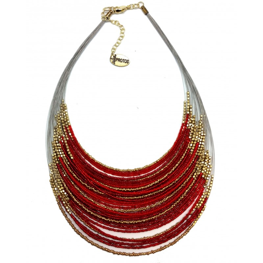 Areca Necklace