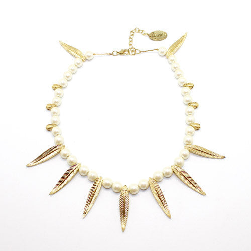 Edjo Golden Necklace