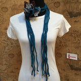 Blue Fringes Versatile