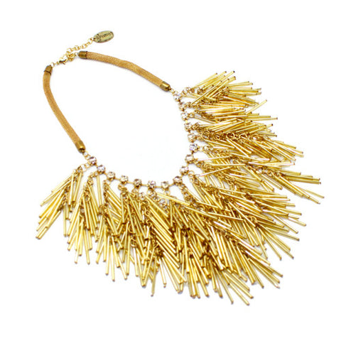 Zalika Gold Necklace