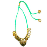 Ammia Golden Necklace