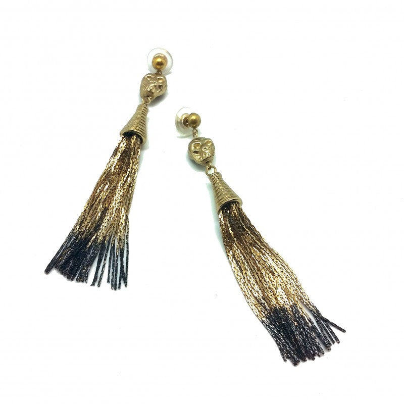 Argan Gold Earrings