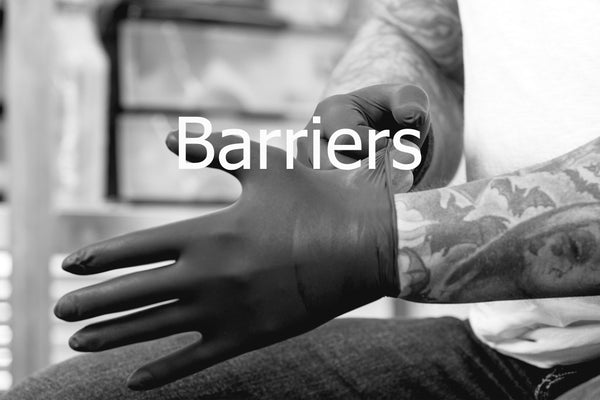 1. Barriers and Bandages