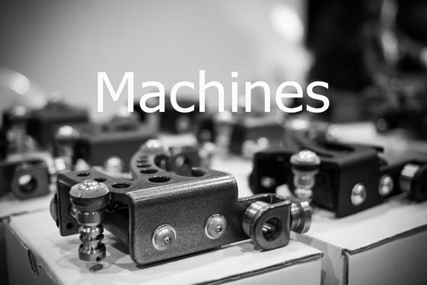 4. Machines, Tools and Parts