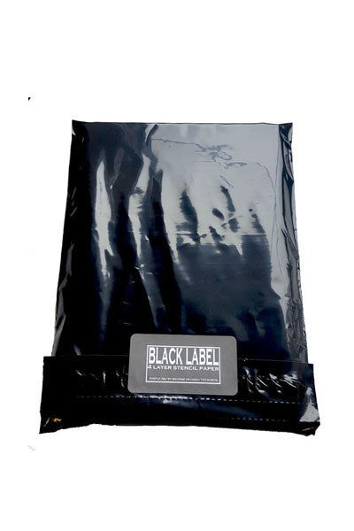 BLACK LABEL Stencil Paper