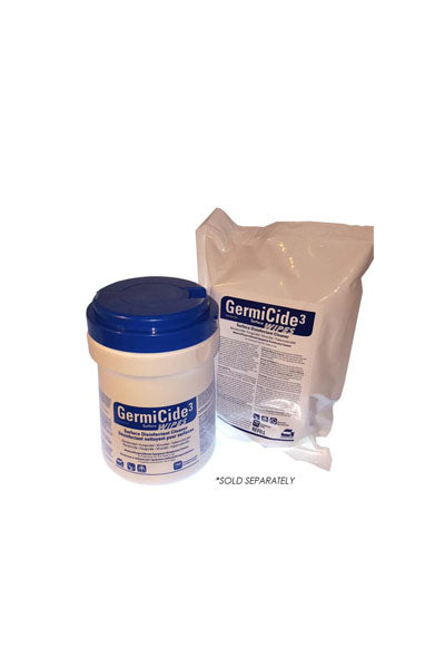 Germicide 3 Wipes - refill pack