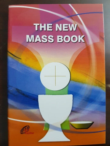 The New Mass Book -Jefgo.in
