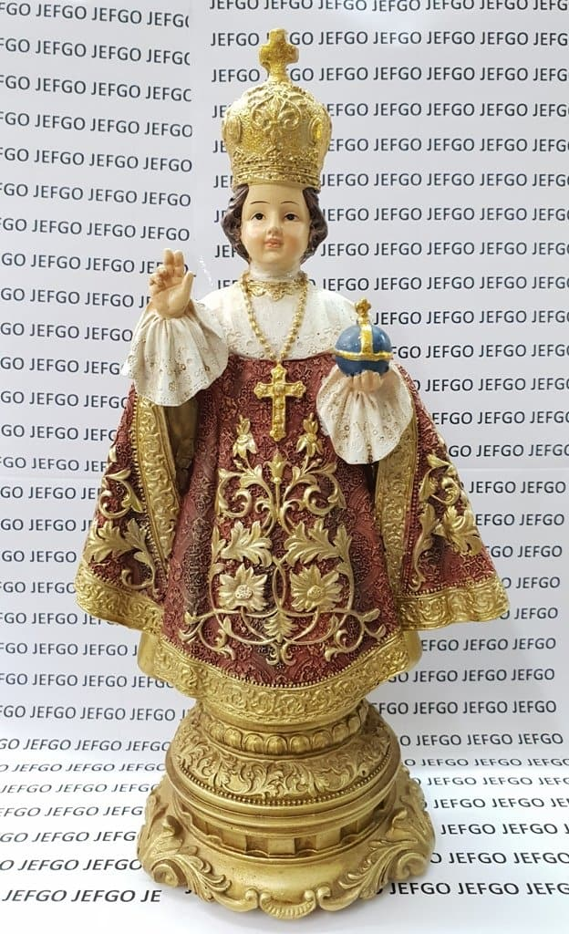Infant Jesus Statue 12 inch