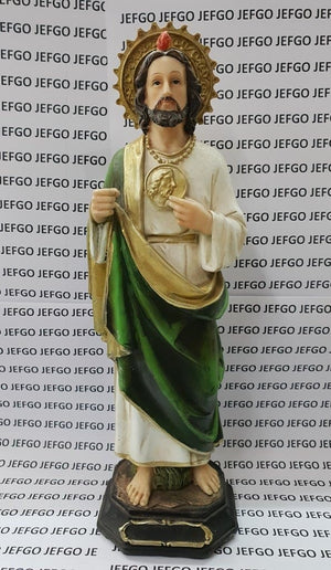 Saint Jude the Apostle 12 inch -Jefgo.in